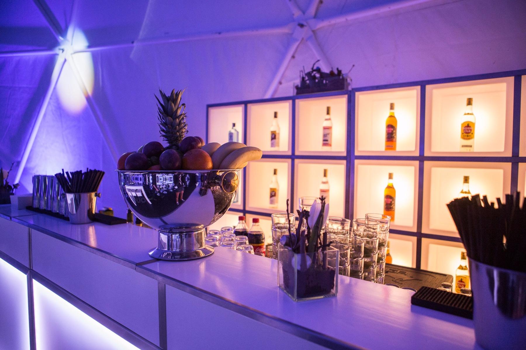 Bar Domo Geodésico